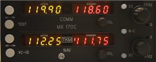 MX-170C NAV/COMM Brochure