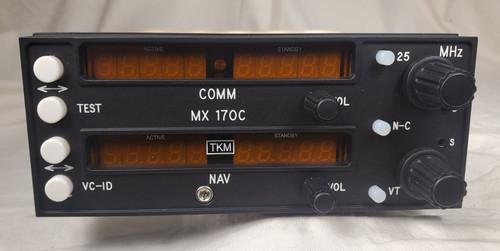 MX-170C (FACTORY NEW) NAV/COMM Closeup