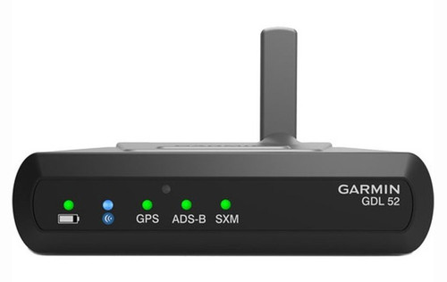 """GDL-52 Portable ADS-B """"In"""" / SiriusXM Receiver (FACTORY NEW) Closeup"""