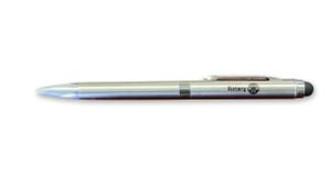 Rotary Emblem Pen