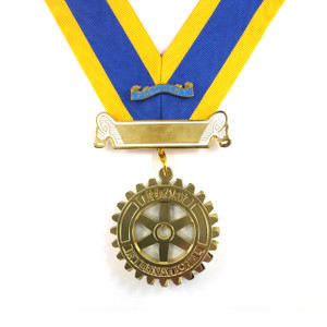Rotary President's Collar