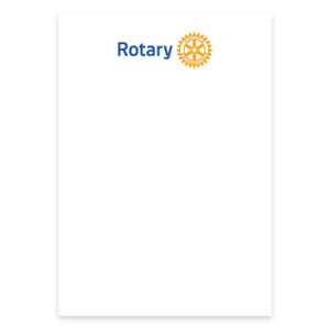 Rotary Blank Certificate