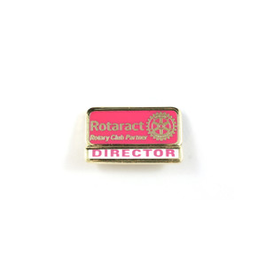 Rotaract Director Lapel Pin