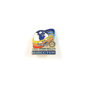 Rotary 2016-17 Theme Director Lapel Pin