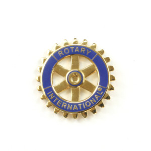 Rotary Lapel Pin (Large)
