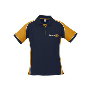 Rotary Nitro Ladies Polo Shirt