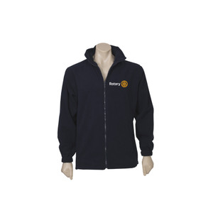 Rotary Men's Polar Fleece Jacket