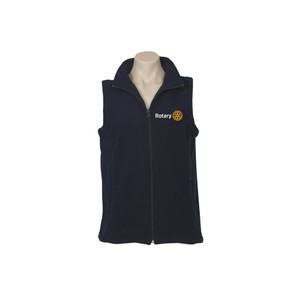 Rotary Ladies Polar Fleece Vest