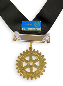 Interact President's Collar