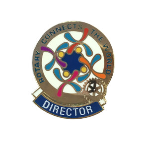 Rotary 2019-20 Theme Director Lapel Pin