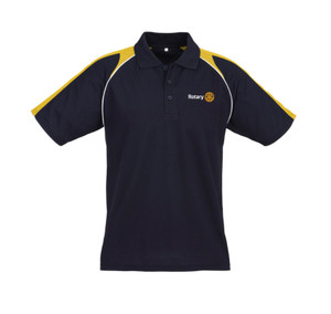 Rotary Triton Men's Polo Shirt