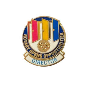 Rotary 2020-21 Theme Director Lapel Pin