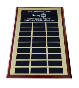 Paul Harris Honour Board
