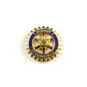 Rotary Lapel Pin (Small)