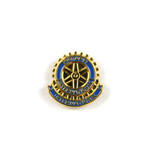 Rotary Director International Service Lapel Pin