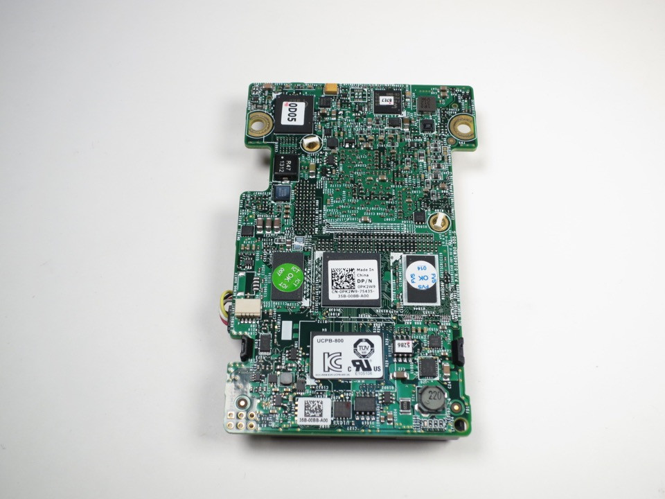 PERC H710P DP94R DELL 1GB CACHE 6Gb/s INTEGRATED RAID CONTROLLER CARD MINI  BLADE FOR POWEREDGE M510 520v M620 M620v M820 M820v
