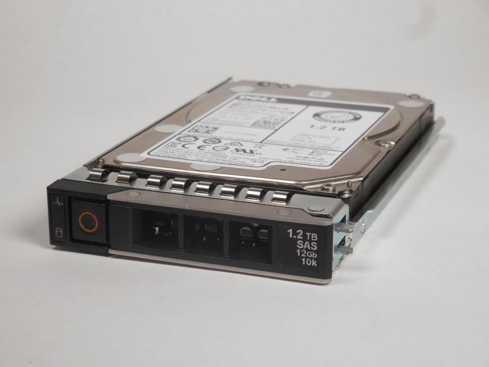 G2G54 DELL 1 2TB 10K SAS 2 5