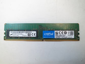 CT16G4WFD8213 CRUCIAL 16GB DDR4 2133 EUDIMM 2Rx8 CL15 PC4-17000 1.2V 288-PIN SDRAM MODULE