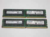 CT2K16G4RFD4213 CRUCIAL 32GB DDR4 2133 RDIMM 2Rx4 CL15 PC4-17000 1.2V 288-PIN