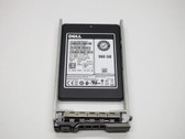 "400-AMHE DELL 960GB  MLC SATA 2.5"" 6Gb/s SSD 13GEN KIT SM863a SERIES MIXED-USE NOB"
