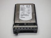 """GC822 DELL 36GB 15K SCSI 3.5"""" U320 80PIN HARD DRIVE W/TRAY 9D988 REFURBISHED"""