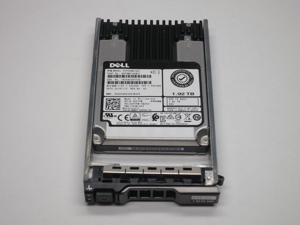 WDCMN DELL 1.8TB 10K SAS 6Gbps 2.5 HDD FS