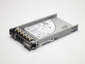 366KF DELL 480GB TLC SATA 2.5 6Gb/s SSD 13G KIT S4600 SERIES MIXED-USE Factory Sealed