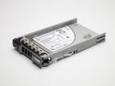 400-ATQC DELL 480GB TLC SATA 2.5 6Gb/s SSD 13G KIT S4600 SERIES MIXED-USE NOB