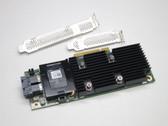 44GNF Dell PERC H730 PCI-E 1GB MB Cache 12Gb/s PCI-E SAS/SATA RAID Controller Card w/both Brackets FS