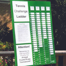 Tennis Challenge Ladder