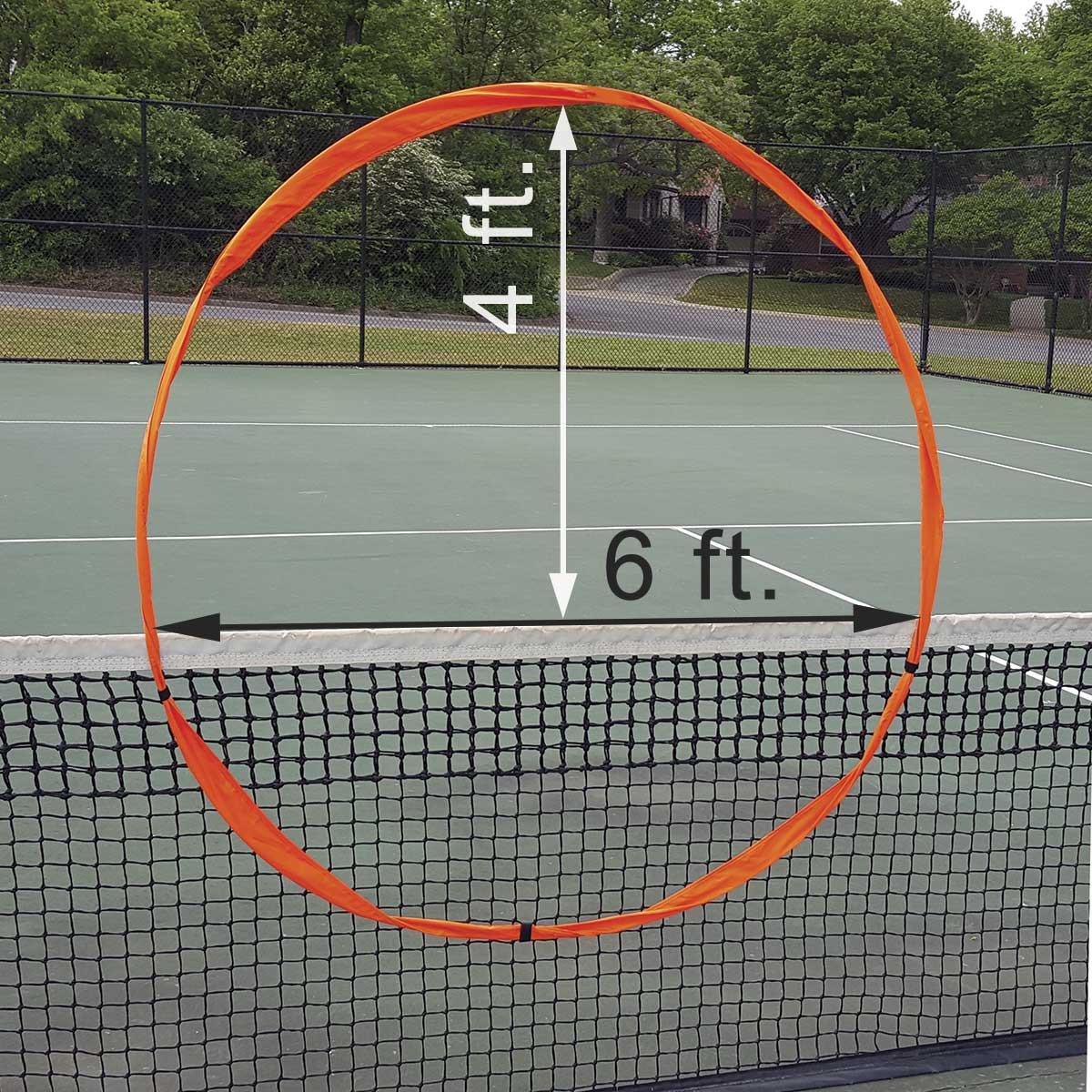 b6e3be3cff Tennis Practice Target Rings - Tennis Training Equipment