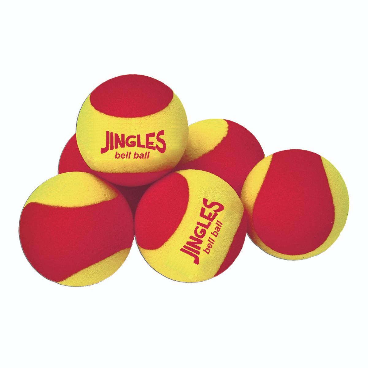b93dd4aab0 Jingles Bell Balls - OnCourt OffCourt