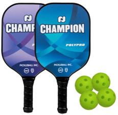 Champion Poly Pro Bundle