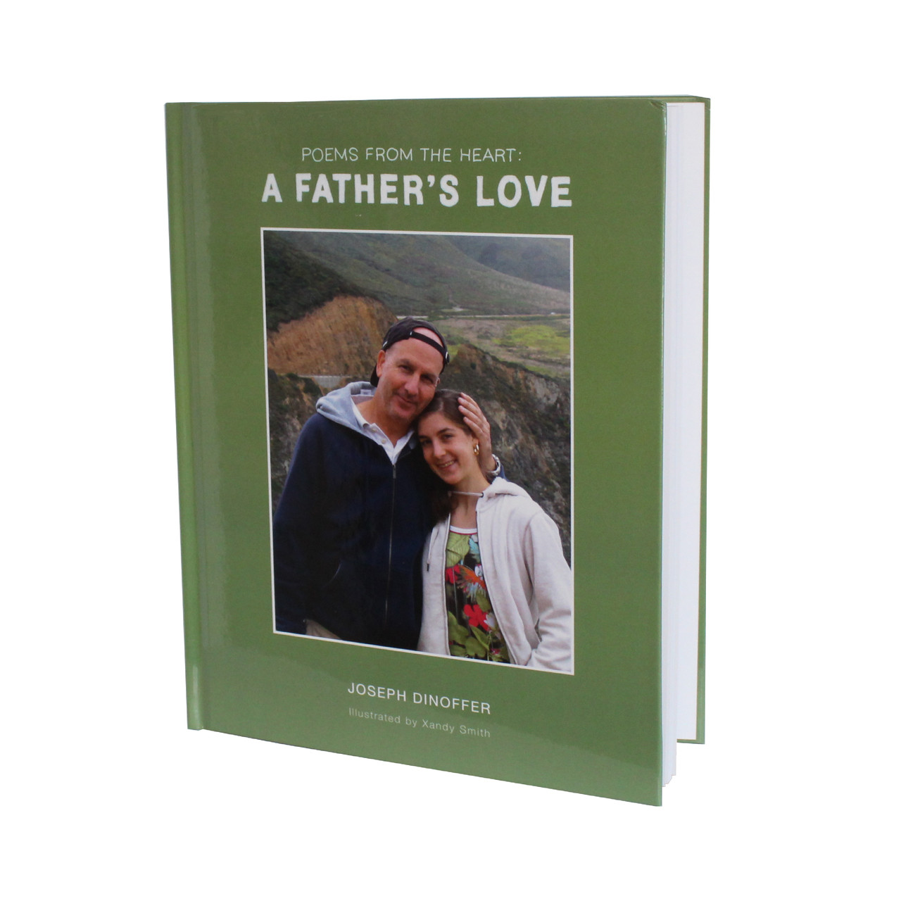 A Father's Love Poetry Book