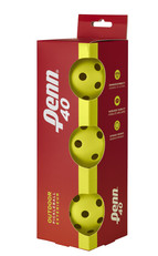 Penn 40 Outdoor Pickleballs