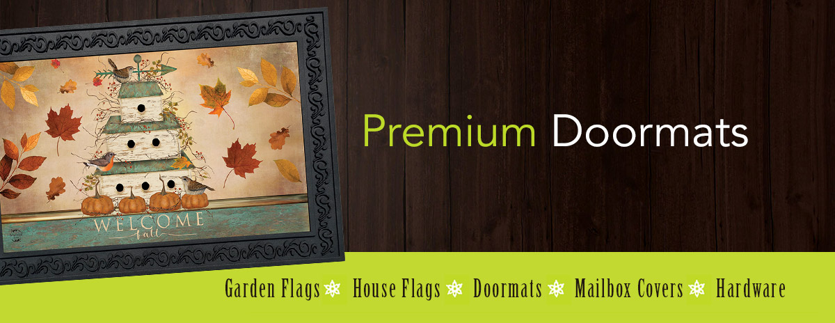 Briarwood Lane - Wholesale Garden Flags, House Flags, Doormats