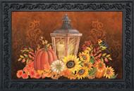 Fall Lantern Doormat
