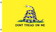 Don't Tread on Me Grommet Flag