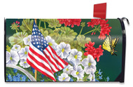 American Garden Large Mailbox Cover