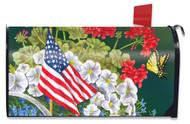 American Garden Mailbox Cover