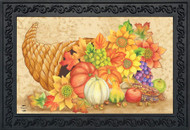 Fall Bounty Doormat