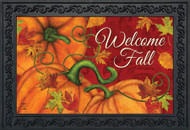 Pumpkin Patch Doormat