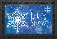 Snowflakes Collection Doormat