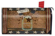 Liberty Large Mailbox Cover