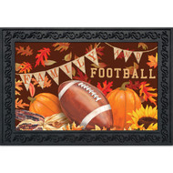 Family and Football Doormat