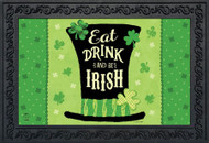 Eat Drink and Be Irish Doormat