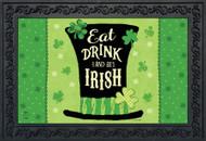 Eat Drink and Be Irish Doormat