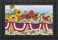 America The Beautiful Doormat