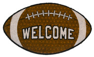 Football Coir Doormat (Case Pack - 4)
