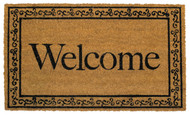 Welcome Coir Doormat (Case Pack - 4)